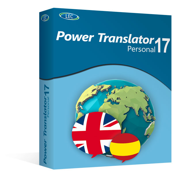 Power Translator 17 Personal - Español/Ingles