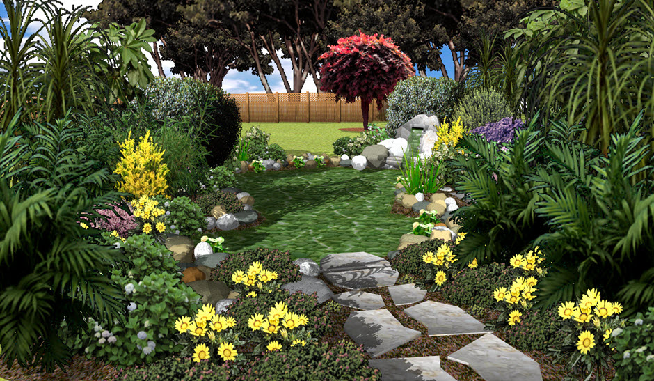 Plan Design And Visualize Your Landscape And Outdoor Living Spaces