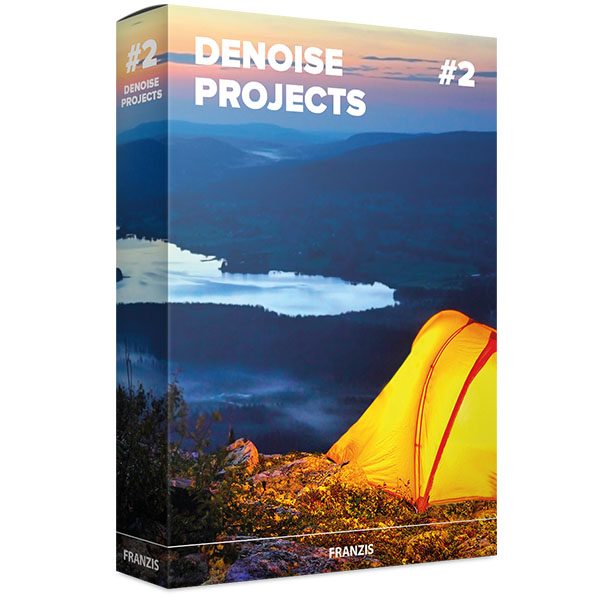 DeNoise Projects 2 for MAC