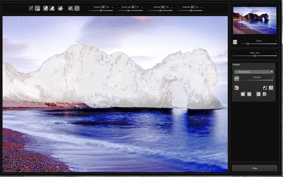 Experience superior sharpness in your images!
