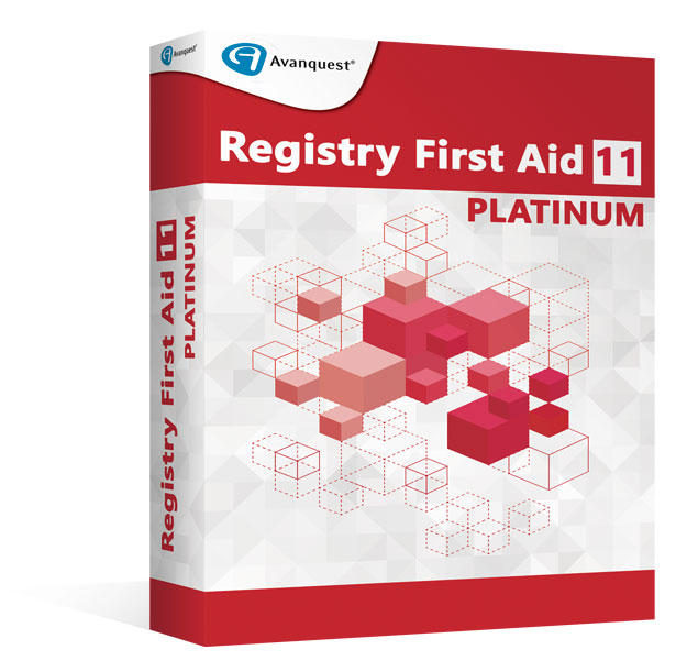 Registry First Aid 11 Platinum