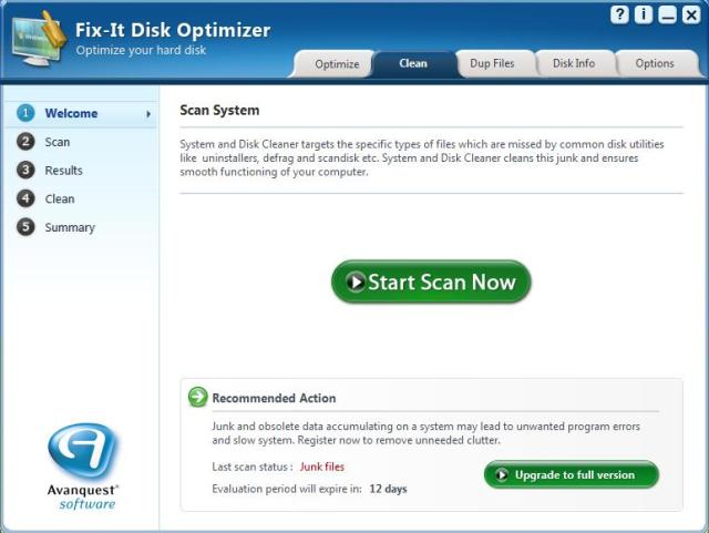 Optimise and Defrag Your Hard Disk for Top Performance