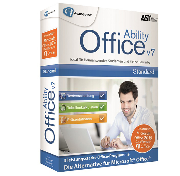 Ability Office V7