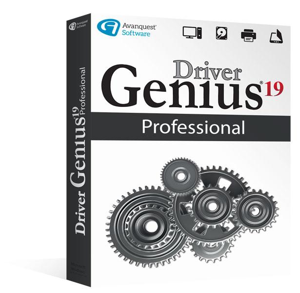 Driver Genius 19 Professional