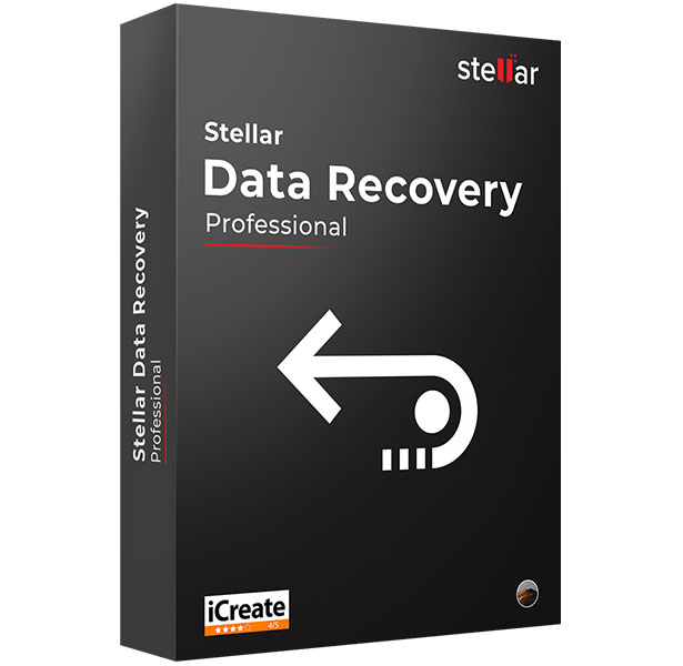 Stellar Data Recovery Mac Professional 10 - 1 jahr