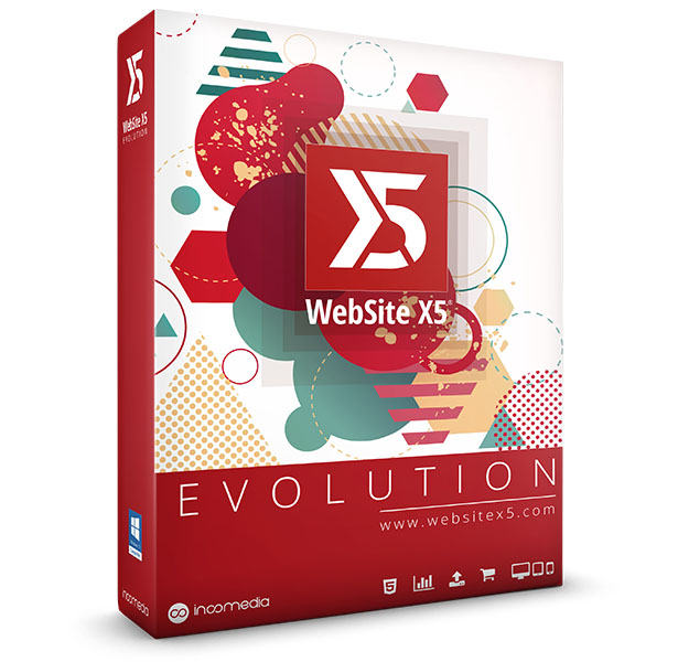 Website X5 Evolution 14