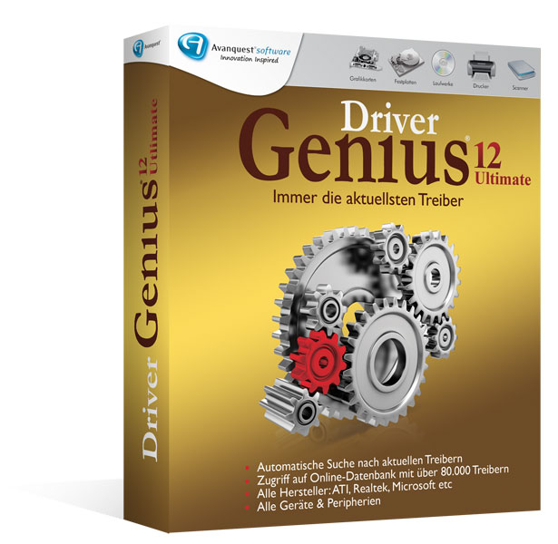 Driver Genius 12 Ultimate