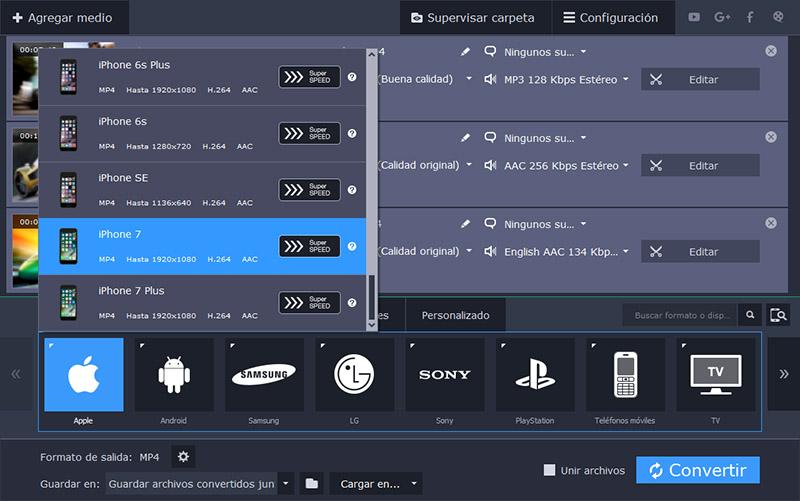 Movavi Video Converter 20.2.0 Premium [x64]  [Multilenguaje] [UL.IO] 3
