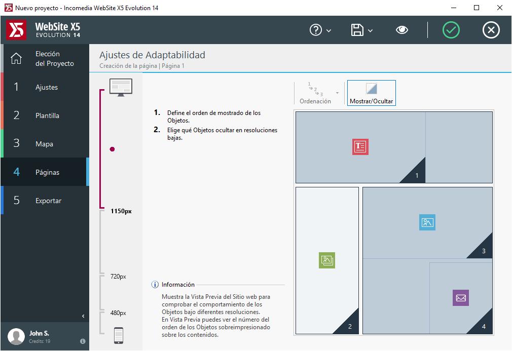 WebSite X5 Evolution 14: Para creadores y profesionales autónomos