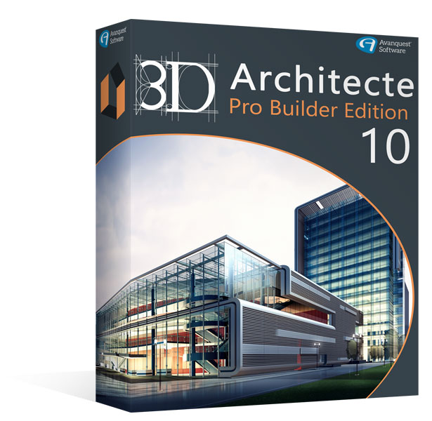 3D Architecte Pro-Builder Edition 10