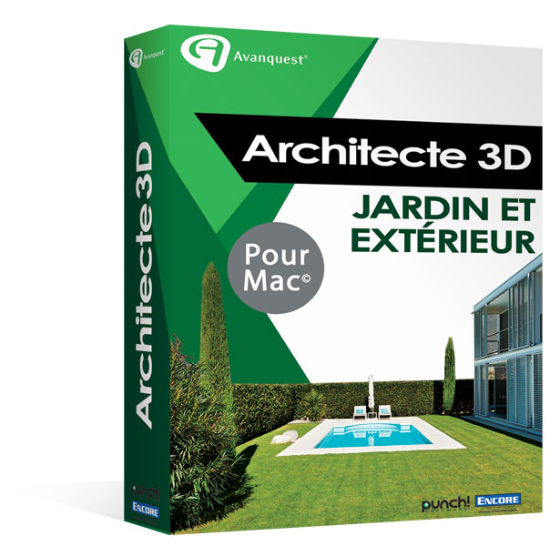 architecte 3d jardin et ext rieur 2017 mac planifiez. Black Bedroom Furniture Sets. Home Design Ideas