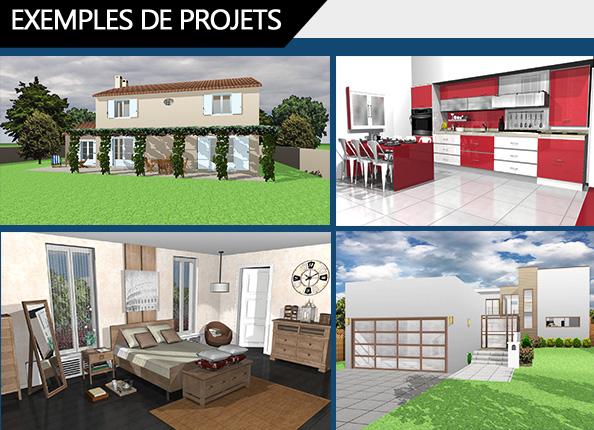 De Plus Architecte 3D Est Compatible Avec Les Logiciels Conception Repandus AutoCadR 3DS Studio Max