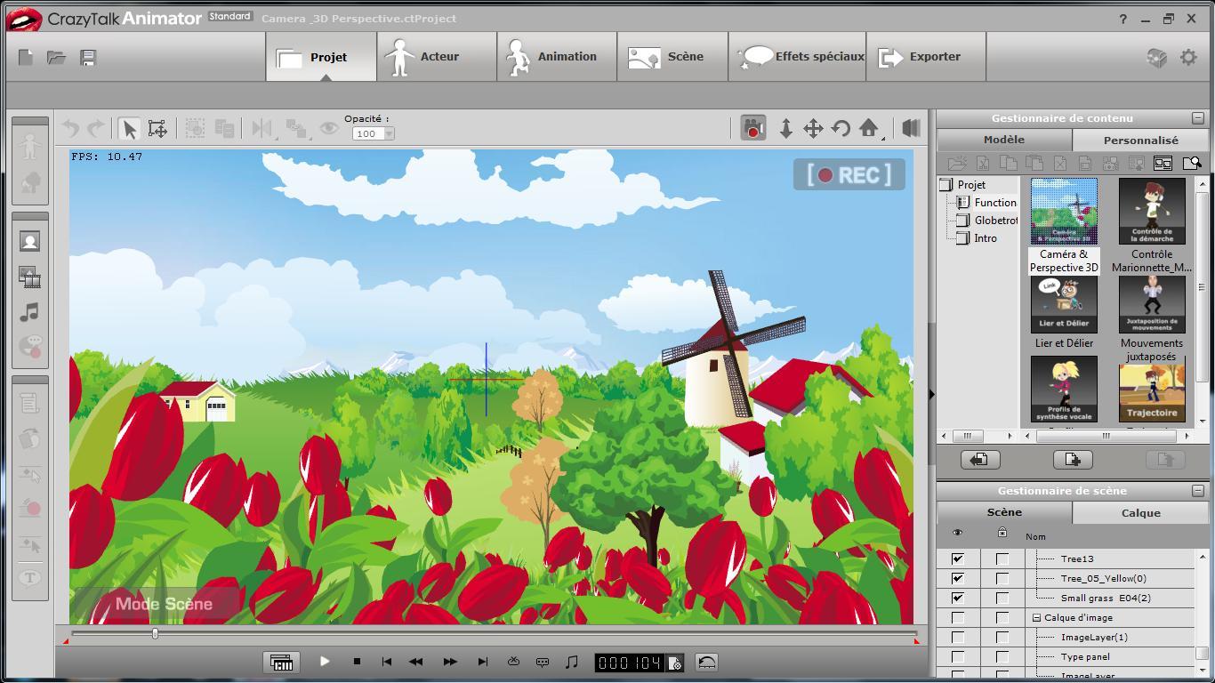 la cration de dessins anims enfin la porte de tous - Logiciel De Construction 3d Gratuit En Francais