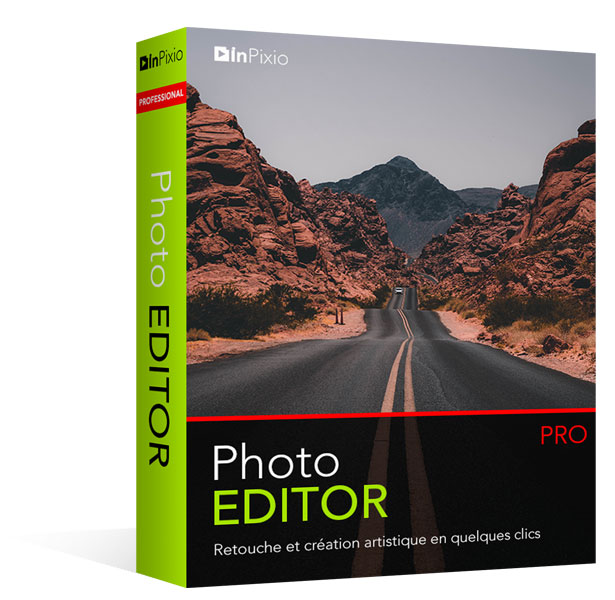 InPixio Photo Editor Professional 8