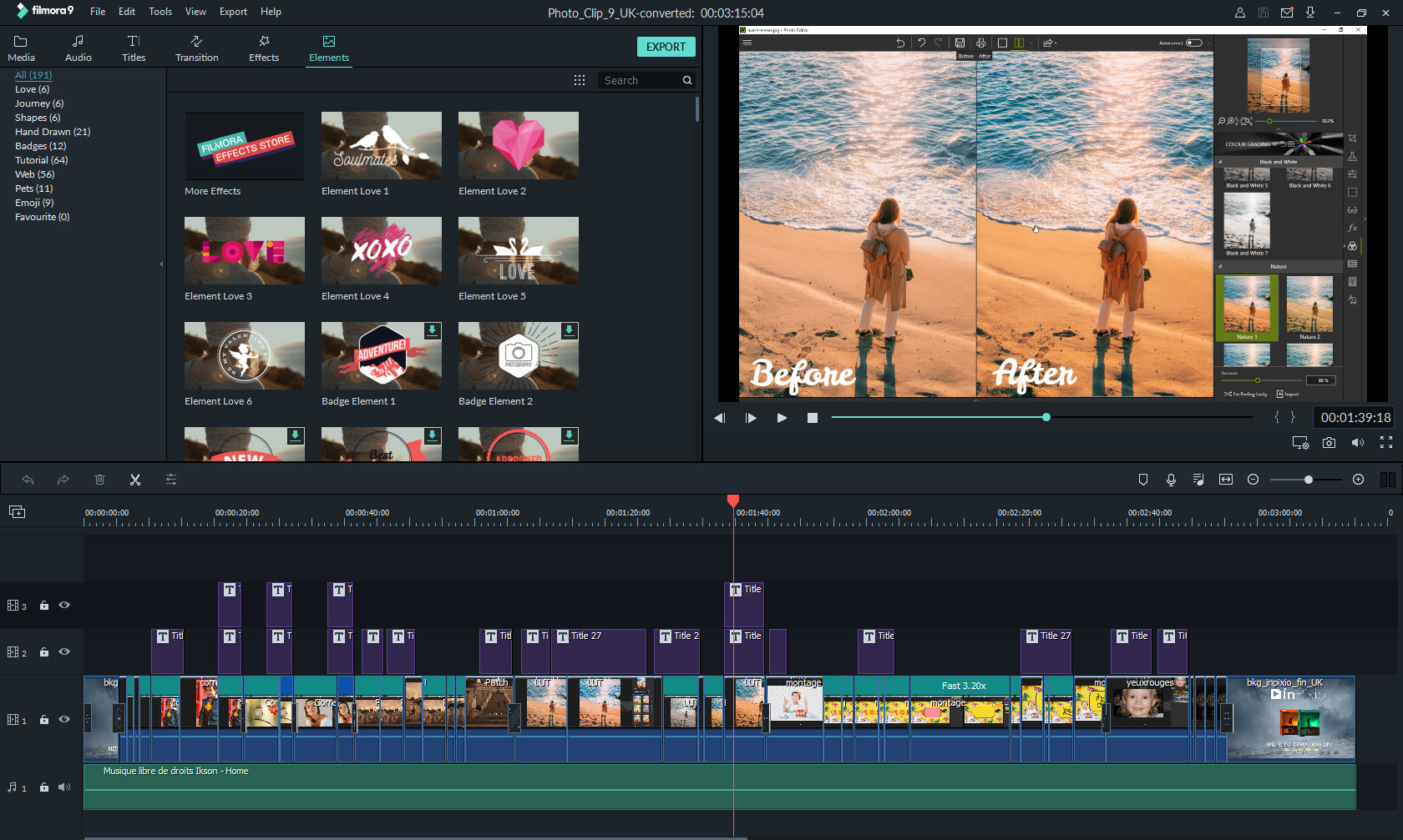Video Editing Semplificato
