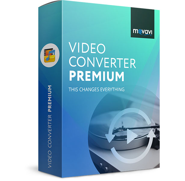 Movavi Video Converter Premium 20 per Mac