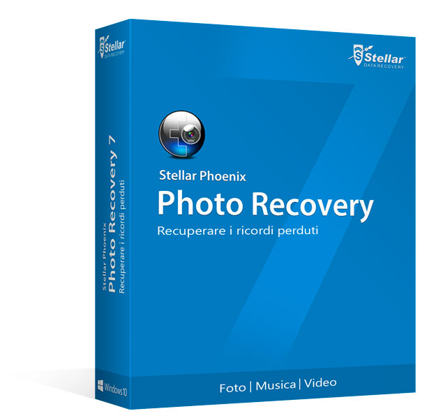 Stellar Phoenix Photo Recovery 7 per Windows