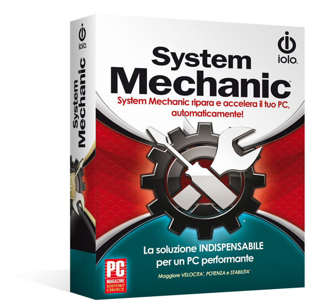 System Mechanic 21 - 1 Anno