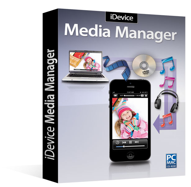 iDevice Media Manager per Mac