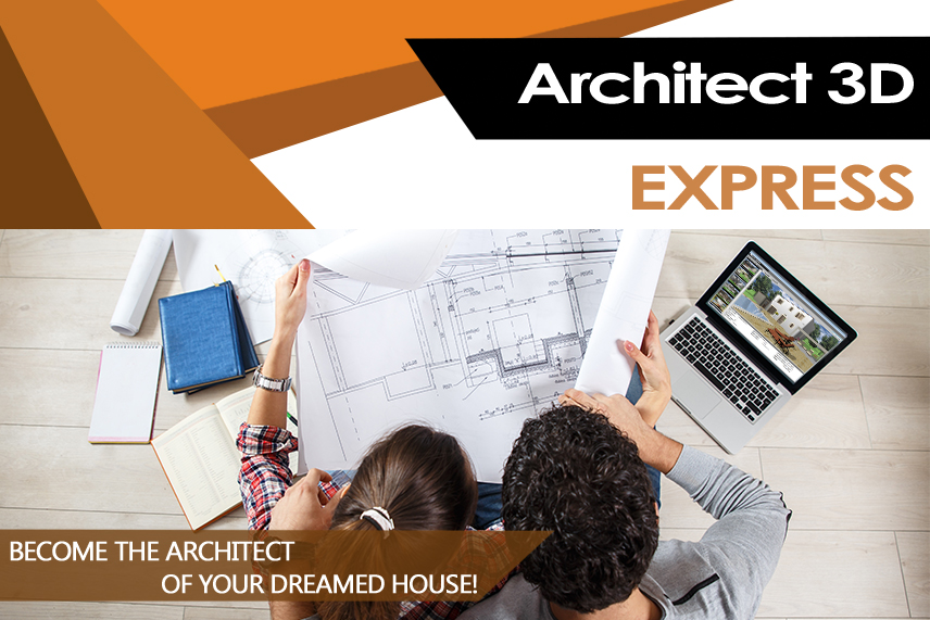 Architect 3D Express 2017 - Design the home of your dreams in just a ...