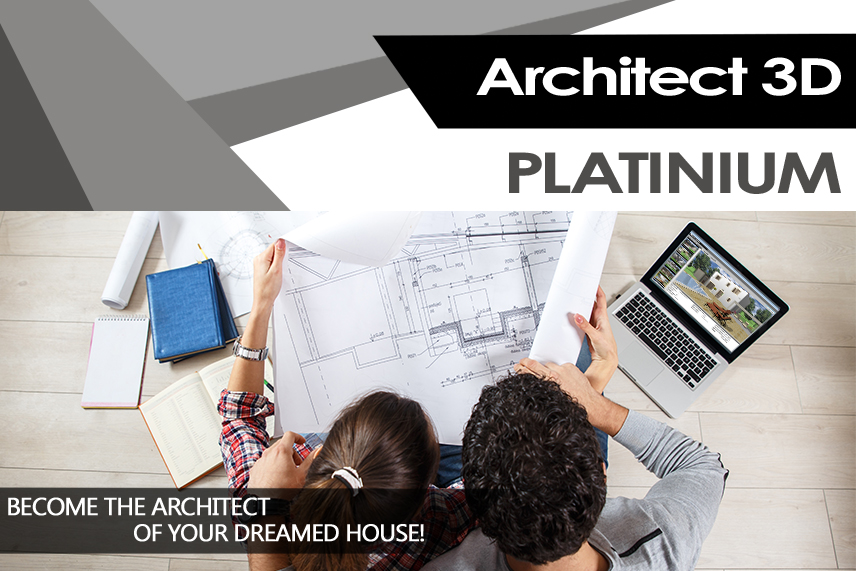 Architect 3D Platinum 2017 - All the tools you need to design your ...
