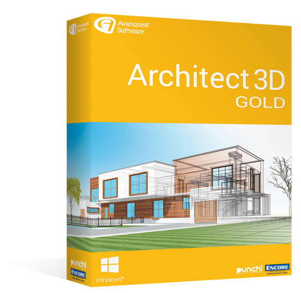 Architect 3D Gold 20