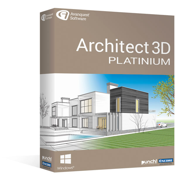 Architect 3D Platinum 20