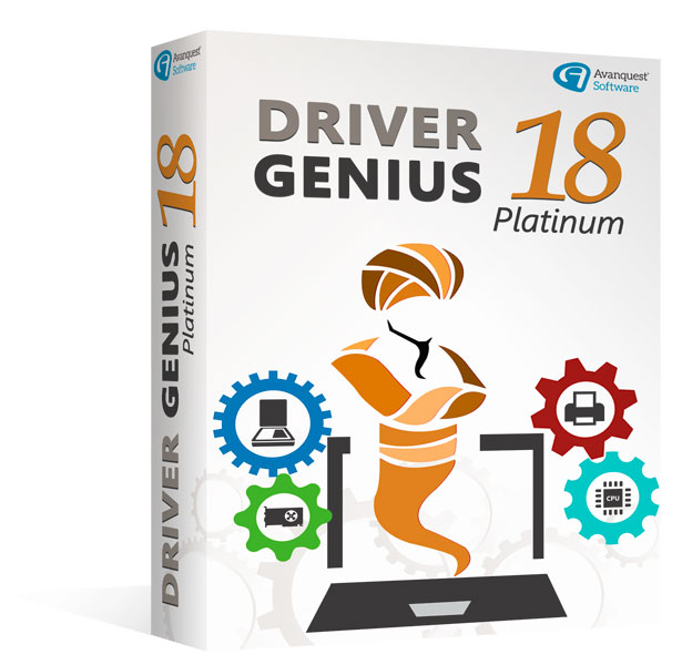 Driver Genius 18 Platinum Edition