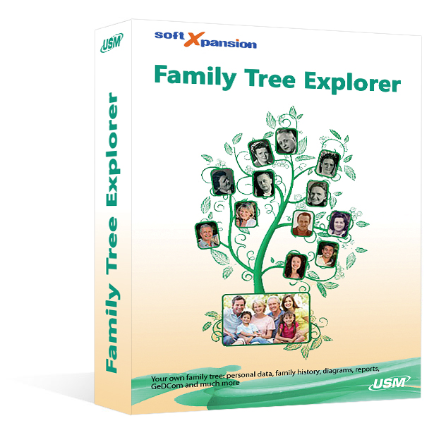 Family Tree Explorer