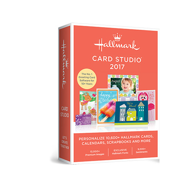 Hallmark card studio the no1 greeting card software hallmark card studio 2017 m4hsunfo