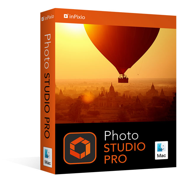 inPixio Photo Studio 10 Pro Mac