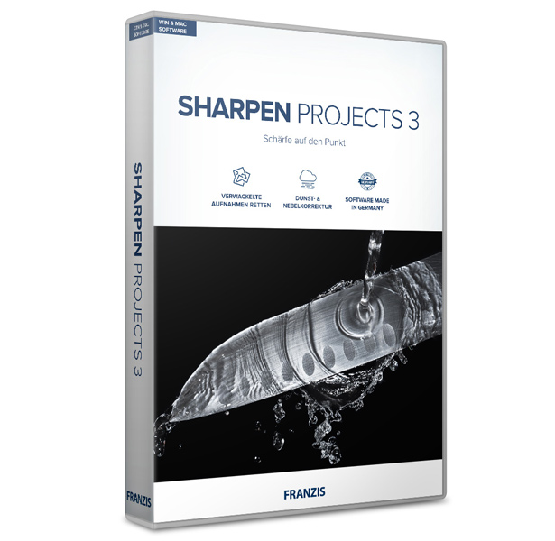 Sharpen projects 3 Mac