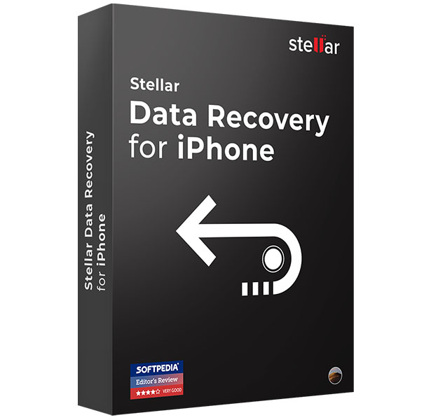 Stellar Data Recovery for iPhone® - Mac Version