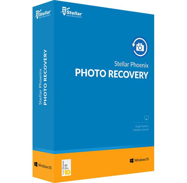 Stellar Phoenix Photo Recovery 8 - Windows