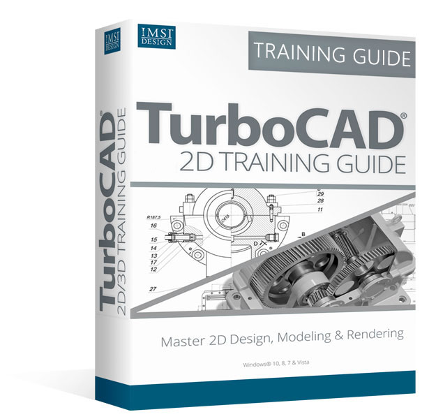 2D Training Guide for TurboCAD