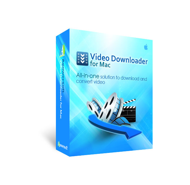 Download and convert your videos on your mac