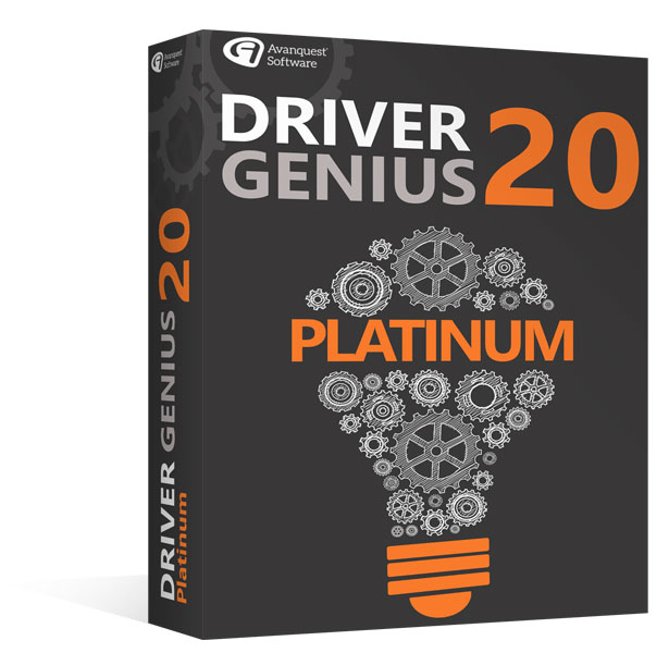Driver Genius 20 Platinum Edition