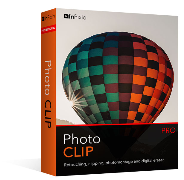 InPixio Photo Clip 8.0 Professional